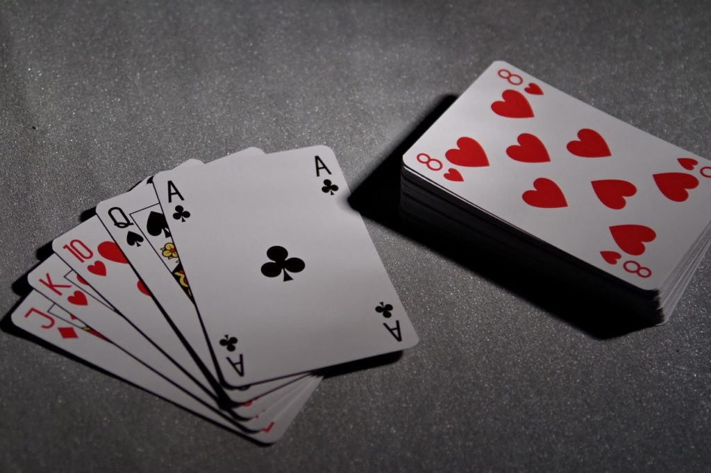 vital poker rule